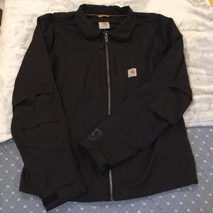 Carhartt Full Swing Rain Defender raincoat - Black